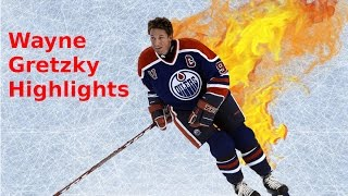 Download Wayne Gretzky Highlights, The Greatest One Video