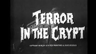 Download Terror in the Crypt (1964, aka Crypt of the Vampire) Video