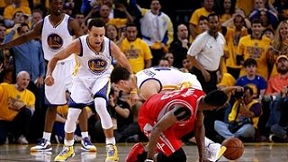 Download Steph Curry and James Harden Duel to the End in Game 2 Video