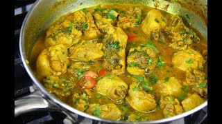 Download Coconut Curry Chicken #TastyTuesdays | CaribbeanPot Video