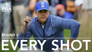 Download Brooks Koepka: Every shot from his 2nd-round 65 at 2019 PGA Championship Video