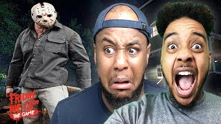 Download JASON IS COMING FOR US!   Friday The 13th: The Game Video
