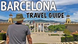 Download Barcelona Travel Guide | La Sagrada, Park Güell, La Boqueria, Tapas Video