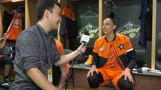 Download WNBA star Diana Taurasi on her favorite smartphone app: Redfin Video