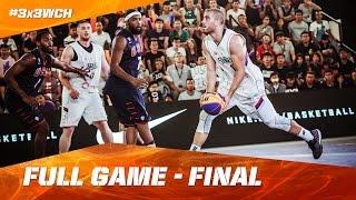 Download Serbia vs USA - Full Game - Final - 2016 FIBA 3x3 World Championships Video