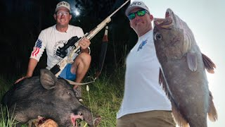 Download Night hunting, Day fishing {Catch Clean Cook} Totally Incredible!! Video