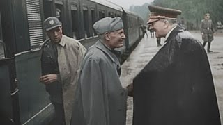 Download Hitler Escapes an Assassination Attempt and Continues With His Day's Appointments Video