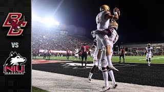 Download Boston College vs. Northern Illinois Football Highlights (2017) Video