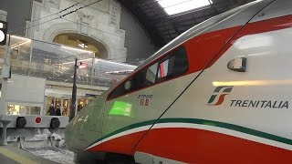 Download Milan to Zürich by Trenitalia EuroCity Video