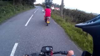 Download Passeio de Motorizadas - Casal 2 & Famel Z3 Video