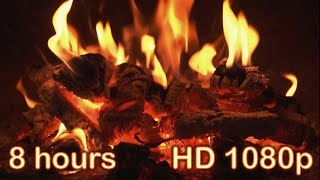 Download ✰ 8 HOURS ✰ Best Fireplace HD 1080p video ✰ Relaxing fireplace sound ✰ Full HD Video