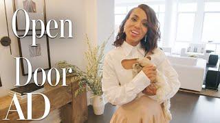 Download Inside Kerry Washington's NYC Apartment on the Hudson River | Open Door | Architectural Digest Video