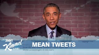 Download Mean Tweets - President Obama Edition Video