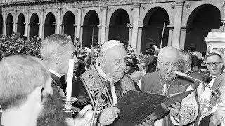 Download Papa #GiovanniXXIII, docuweb seguirà la peregrinatio delle spoglie a Bergamo e a Sotto il Monte Video