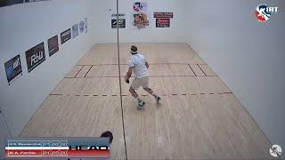 Download 2019 California Open: Men's Qrts - K. Waslenchuk vs A. Parrilla Video