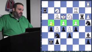 Download Advanced Game Analysis - GM Ben Finegold - 2014.01.29 Video