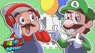 Download FINALLY! LUIGI IS IN MARIO ODYSSEY....BUT... Video