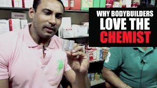 Download Why bodybuilders love chemists Video
