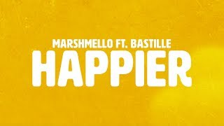 Download Marshmello ft. Bastille - Happier Video