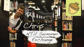 Download Chris' NTU Summer Exchange in Singapore Video