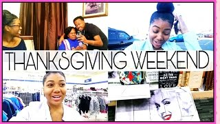 Download THANKSGIVING WEEKEND: Dinner, Christmas Decor Shopping & More! Video