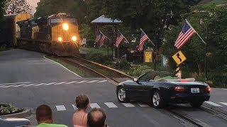 Download What Happens When Railroad Crossing Gates Malfunction?! Etc. Video