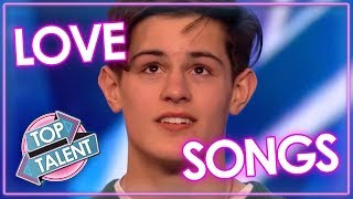 Download POWERFUL LOVE SONGS! Emotional Moments & MORE On Britain's Got Talent & American Idol | Top Talents Video