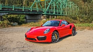 Download 2017 Porsche 911 Turbo S car review Video