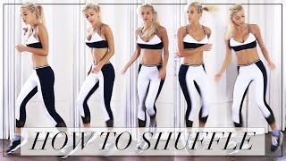 Download HOW TO SHUFFLE DANCE | Evelina Video