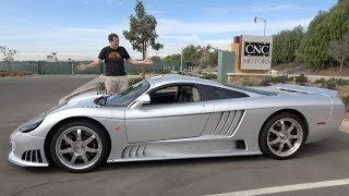 Download The Saleen S7 Is the Craziest Supercar Nobody Knows About Video