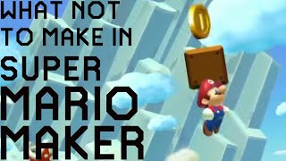 Download What Not to Make in Super Mario Maker: Part 1 of 2 Video