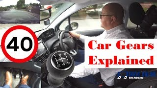 Download Gears in a car - When to change gear, how to change gears in a Manual car UK Video