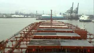 Download Immingham Bulk Terminal arrival Video