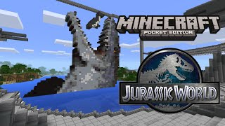 Download Jurassic World in Minecraft Pocket Edition! Video