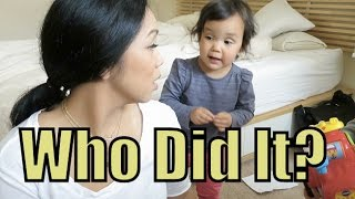 Download Who Did It? - April 14, 2016 - ItsJudysLife Vlogs Video
