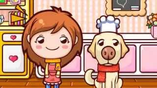 Download 【Cooking Mama Movie】Scarf's are warm!マフラーって、あったかいね! Video