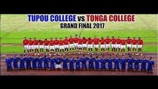Download TONGA COLLEGE 'ATELE VS TUPOU COLLEGE TOLOA - SENIOR RUGBY UNION FINAL Video