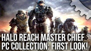 Download Halo Reach PC First Look: 4K60, Enhanced Mode vs Original Mode + More! Video