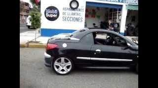 Download Peugeot 206 Cabriolet Copue 2007. LLANtAS GARRA!!!. Video