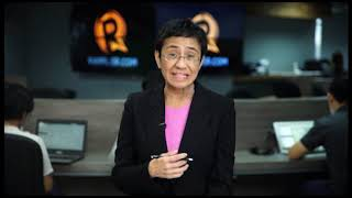 Download Video message from Maria Ressa – World Press Freedom Day 2019 Video