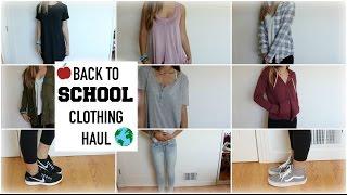 Download HUGE Back To School Try-On Haul!!! (American Eagle, Nordstrom, Nike, Windsor, Victoria Secret) Video