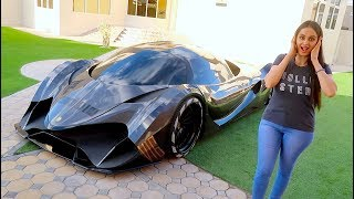 Download THE CRAZY 5000HP DEVEL SIXTEEN *THE WORLDS CRAZIEST SUPERCAR* !!! Video