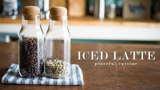 Download How to make Iced Latte ☆ アイスラテの作り方 Video