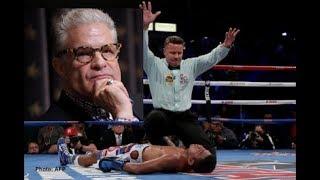 Download DBN RADIO SHOW: JIM LAMPLEY LOSES IT OVER ROMAN GONZALEZ GETTING KO'ED Video