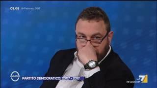Download Omnibus - Partito Democratico: 2007 - 2017 (Puntata 19/02/2017) Video