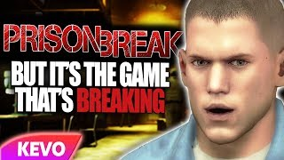 Download Prison Break but it's the game that's breaking Video