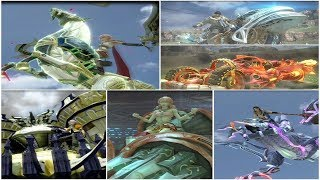 Download Final Fantasy XIII / ALL Ediolon Summons / HD 720p Video