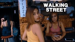 Download The red light District of the Philippines (Walking street, Angeles) Video