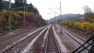 Download Kurze Mitfahrt durch Ludwigstadt Video
