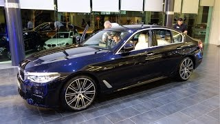 Download 2017 BMW 5 Series G30 Full Review | + Remote Park Assist Demo | AutoReview Video